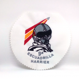 9ª Escuadrilla Harrier