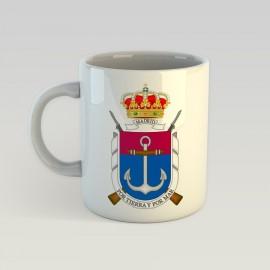 Agrupación de Infantería de Marina de Madrid (AGRUMAD)