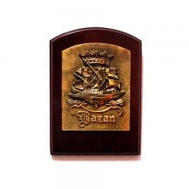 Escudo Bazán