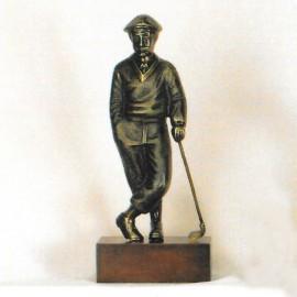 Figura Golfista