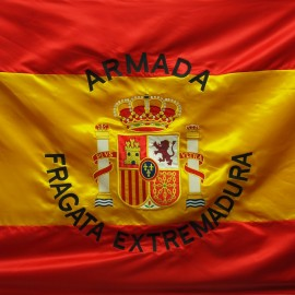 Fragata Extremadura España