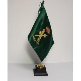 Bandera Guardia Civil 20x30cm