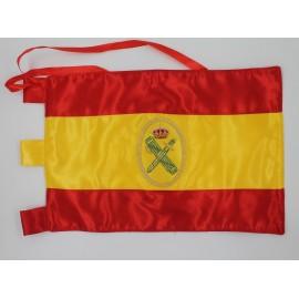 Bandera España Guardia Civil 20x30cm