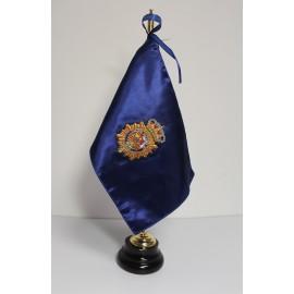 Bandera Policía Nacional 20x30cm