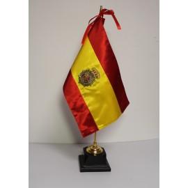 Bandera España Policía Nacional 20x30cm