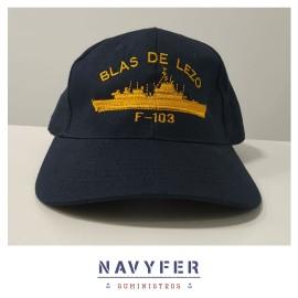 Gorra Blas de Lezo