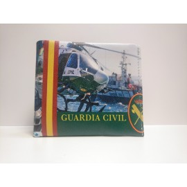 CARTERA BARBARIC GUARDIA CIVIL