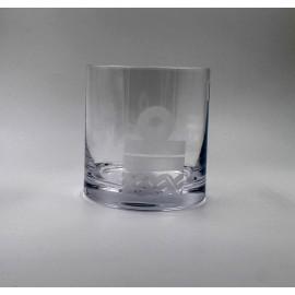 Pack de vasos de whisky Vicealmirante