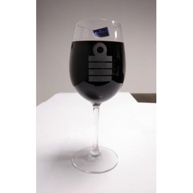 Pack de 12 copas de vino Capitán de Navío