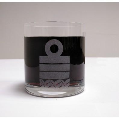 Pack de vasos de whisky Almirante