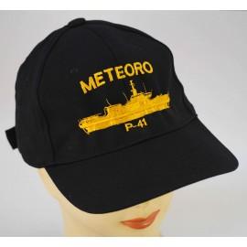 """Gorra Oficial B.A.M. """"METEORO"""" P-41"""