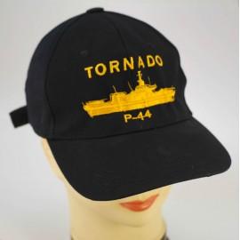 """Gorra Oficial B.A.M. """"TORNADO"""" P-44"""