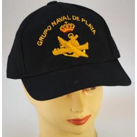 """Gorra Oficial """"Grupo Naval de Playa"""""""