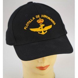 """Gorra Oficial""""Flotilla de Aeronaves"""" ( FLOAN )"""