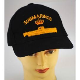 """Gorra Oficial """" Flotilla de Submarinos"""""""
