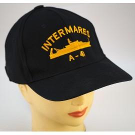 """Gorra Oficial"""" Intermares"""" A-41"""