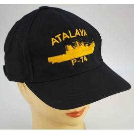 """Gorra Oficial Patrullero de Altura """" Atalaya"""" P-74"""