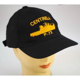 """Gorra Oficial Patrullero de Altura """"Centinela"""" P-72"""