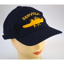 "Gorra Oficial Patrullero de Altura "" Serviola"" P-71"