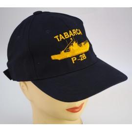 """Gorra Oficial Patrullero """" Tabarca"""".P-28"""
